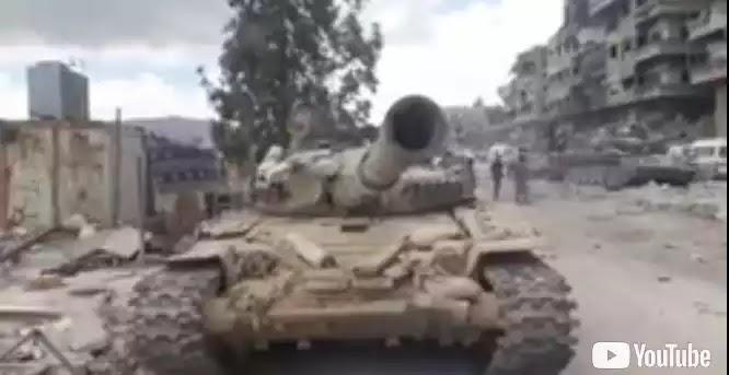 Ο συριακός Στρατός έτοιμος για το τελικό κτύπημα κατά του ISIS – Σε επιχειρησιακή ετοιμότητα οι συριακές δυνάμεις (Βίντεο)
