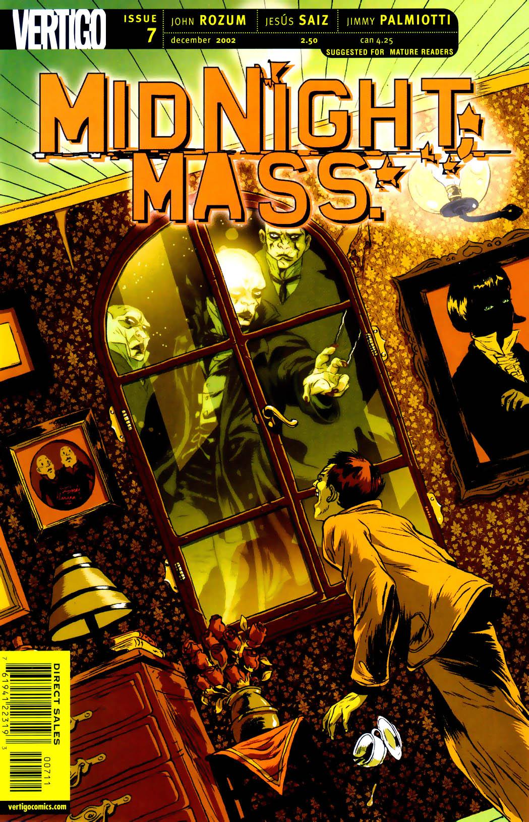 Read online Midnight, Mass comic -  Issue #7 - 1