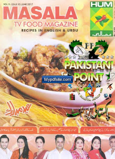 Masalah Magazine June 2017