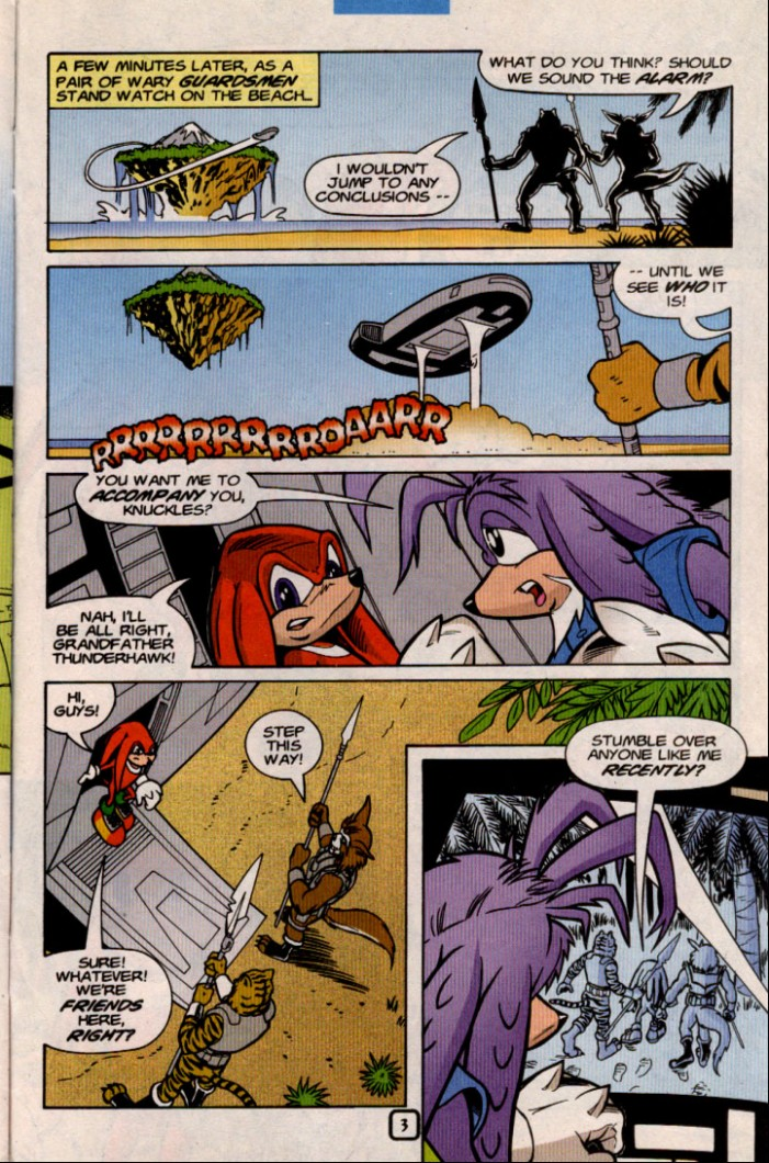 Read online Sonic The Hedgehog comic -  Issue #84 - 20