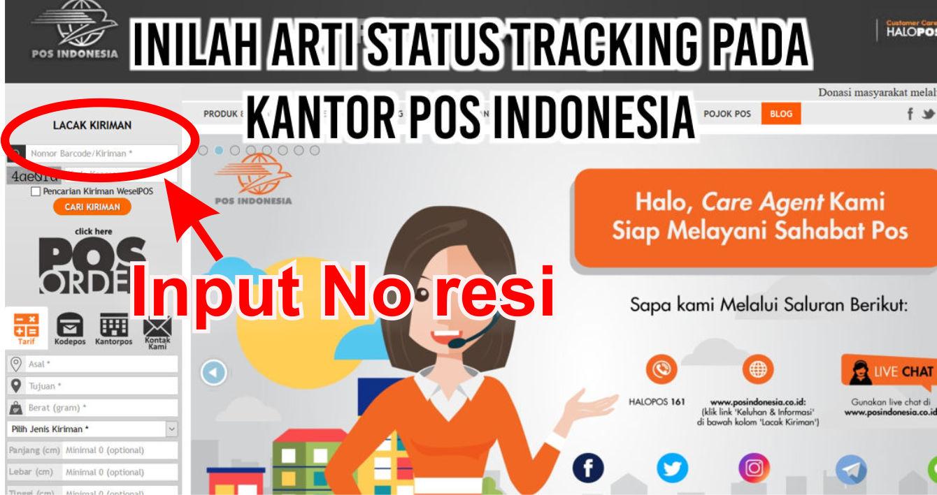 Inilah Arti Status Tracking Pada Kantor Pos Indonesia Barang Promosi Mug Promosi Payung Promosi Pulpen Promosi Jam Promosi Topi Promosi Tali Nametag
