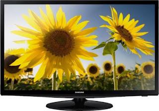 شاشة من سامسونج حجم 24 بوصة بتقنية ليد - TD310