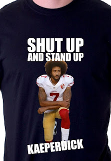 Shut Up and Stand Up Kaeperdick Shirt