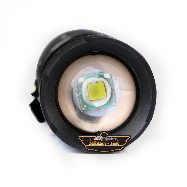 Lanterna Tactica Led Cree XM-L T6 Zoom 1000 mumeni Zoom