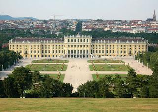 Schönbrunn Sarayı - Viyana