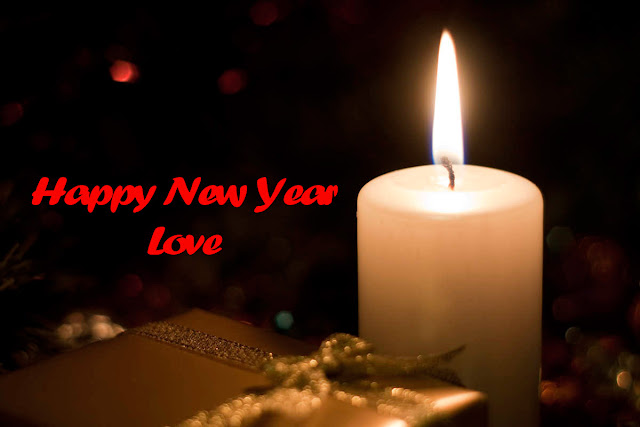 New Year Romantic Images in HD