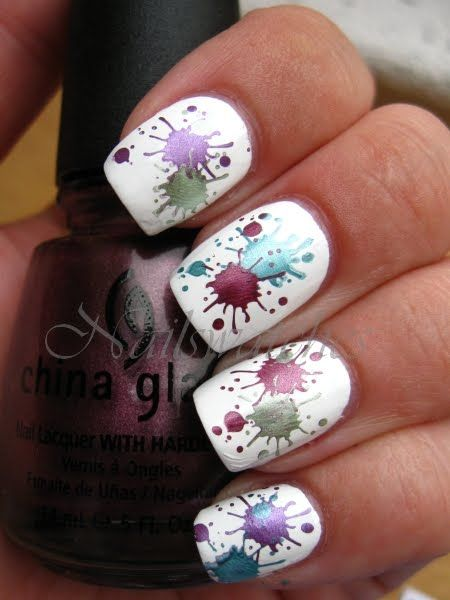 Fresh Nail Art Ideas Omg Love Beauty
