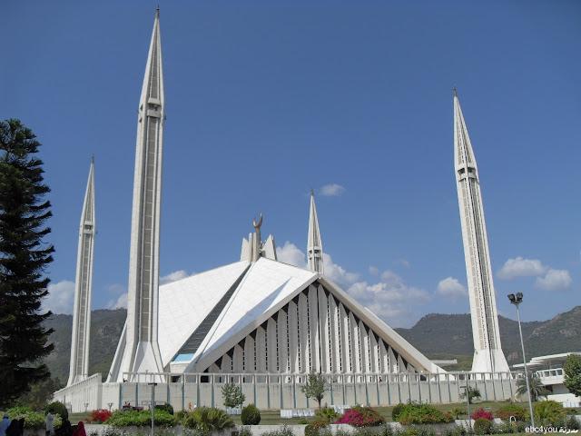 مسجد شاه فيصل