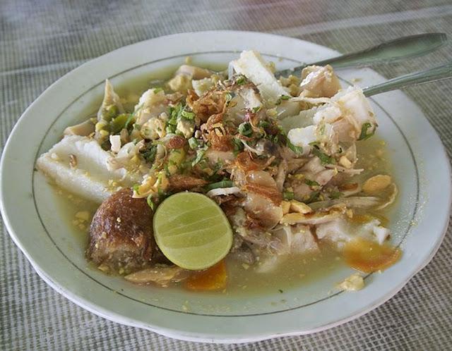 Macam Jenis Kuliner Khas Kalimantan