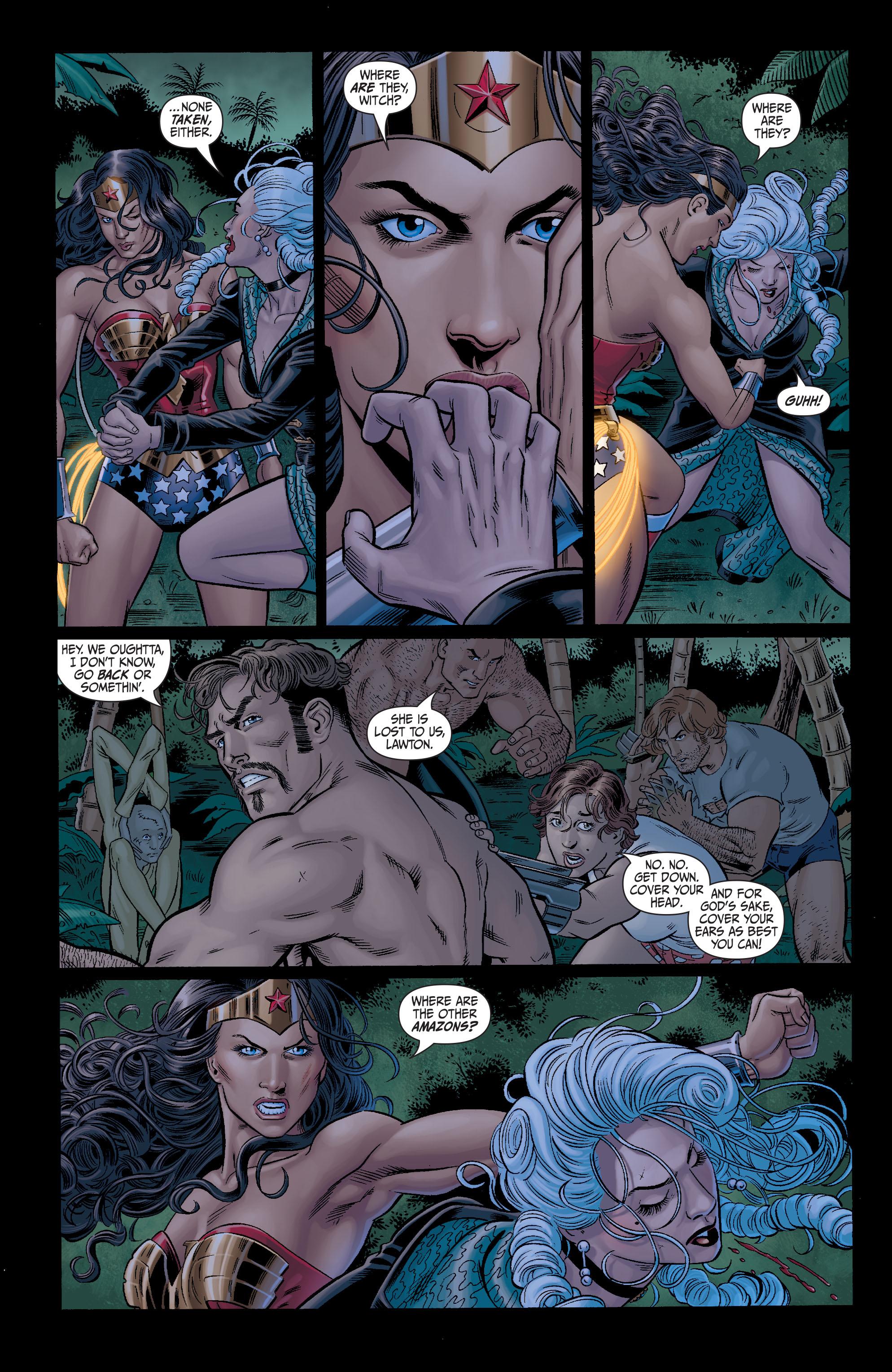 Read online Secret Six (2008) comic -  Issue #12 - 9