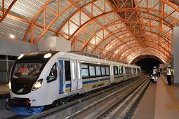 Dituding Prabowo Kemahalan, Ini Perbandingan Nilai LRT Palembang dengan LRT Filipina dan Malaysia