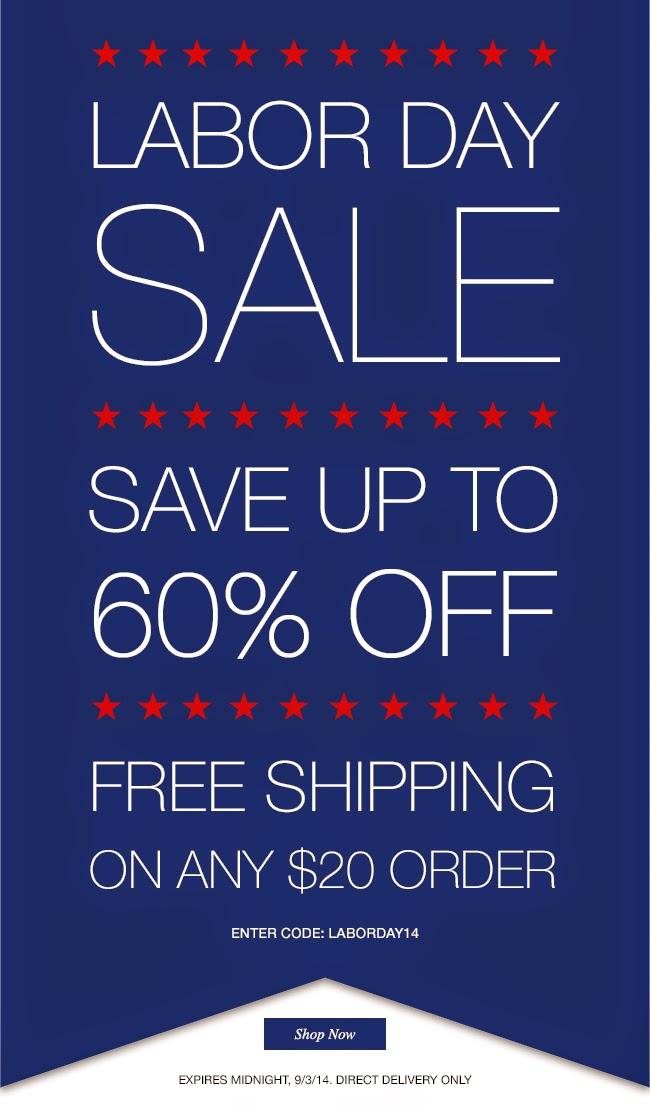 Avon Free Shipping September 2014