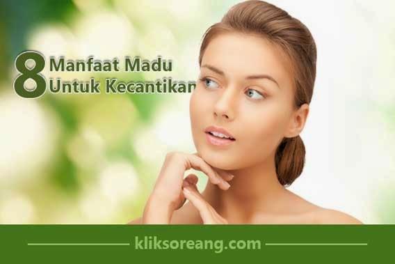 8 Manfaat Madu Untuk Kecantikan