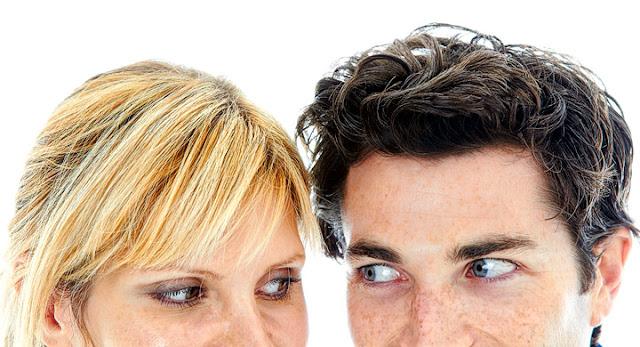 La manera de mirar nos revela si sentimos amor o deseo