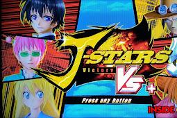 J-Stars Victory VS+ PS3 PKG OFW HAN