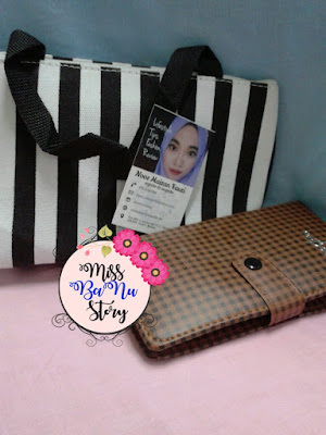 Hadiah, Free Gift, Hadiah Giveaway, Blogger, Blogger Mai, Mai, Mayy Jie, Notebook, Beg, Thanks, Happy, My Feeling,