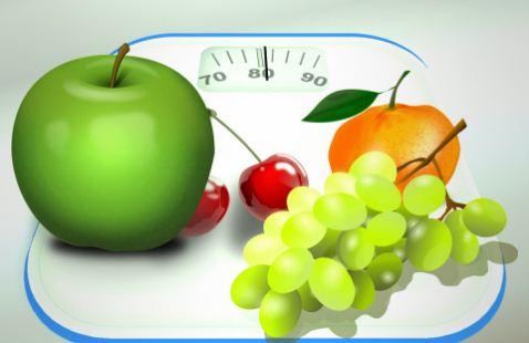 Buah dan sayuran untuk diet sihat