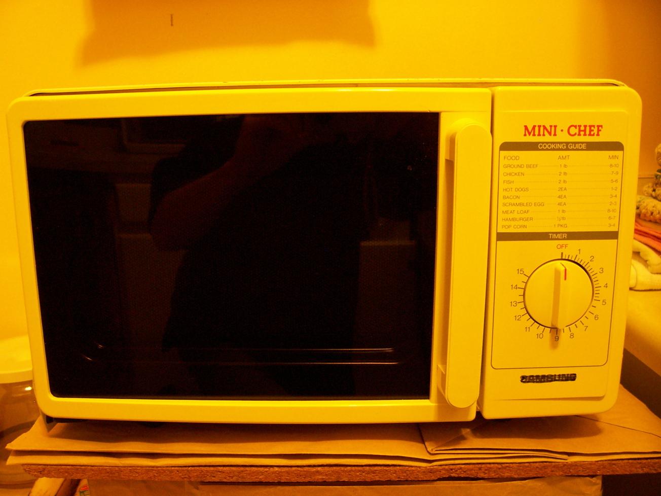 Yellow Cake Microwave Recipe