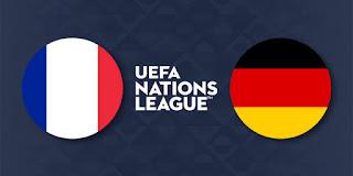 ألمانيا و فرنسا مباشر
