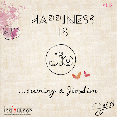 Happiness is owning a JIO SIM!