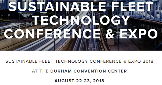 Transportation in the US--Sustainable Fleet Technology Conference & Expo 2018