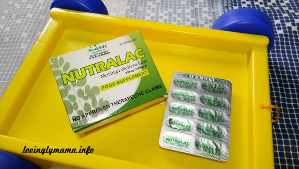 Nutralac capsules - Moringa capsules - food supplement - malunggay capsules - better health - health benefits of malunggay capsules