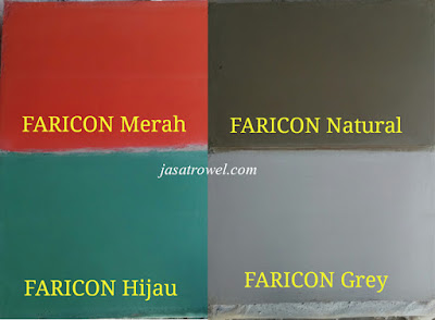 FLOOR HARDENER FARICON WARNA