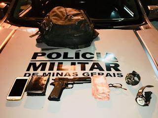 site policia mg - produtos roubados