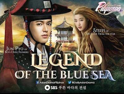 Daftar Nama dan Biodata Pemain Legend of the Blue Sea