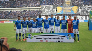 Jadwal Persib Bandung September 2018, Lawan Arema dan Persija