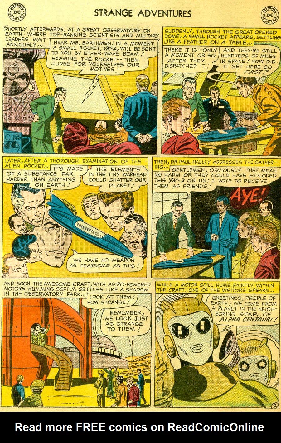 Strange Adventures (1950) issue 81 - Page 20