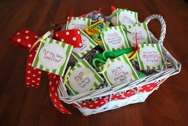 Teacher Gift Ideas For Christmas - Eskayalitim