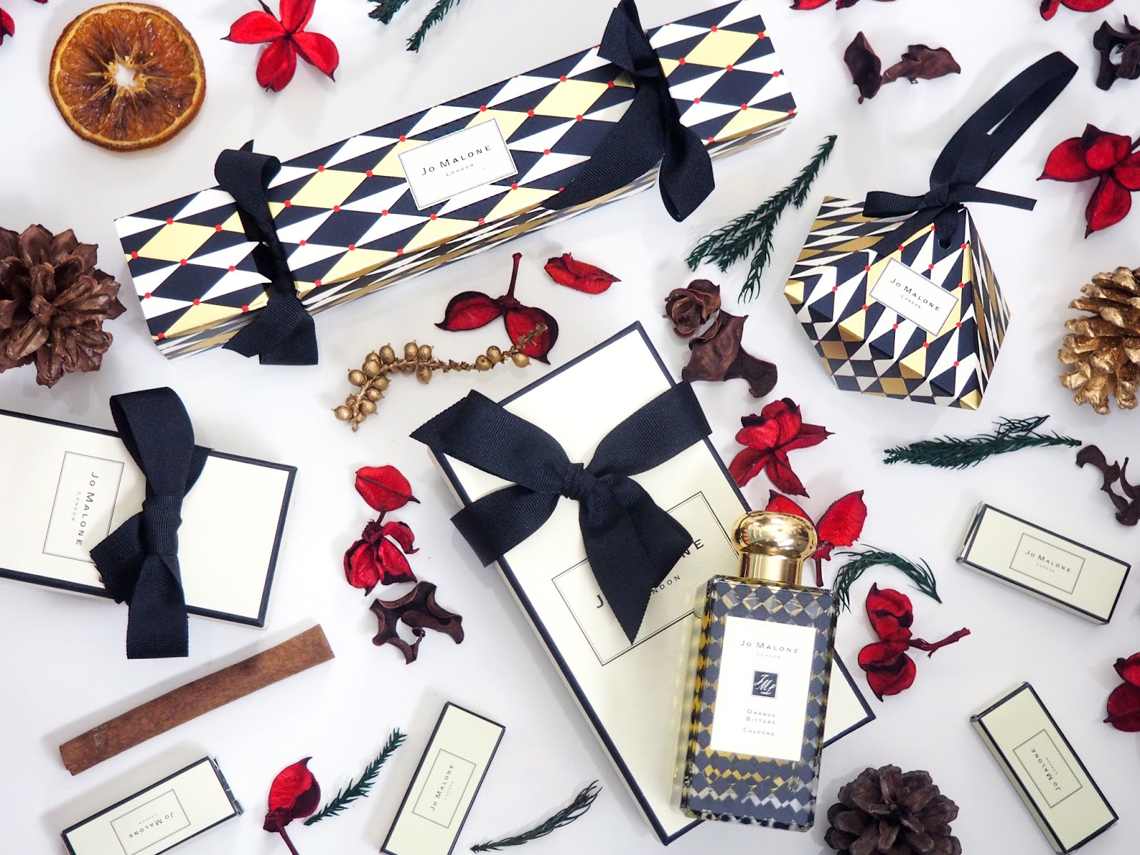CHRISTMAS WITH JO MALONE  THEATRE OF CHRISTMAS  AliciaAmyJones