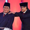 Tusuk Prabowo Sandi 13 Kali, Cawapres 02: You Turn Bro