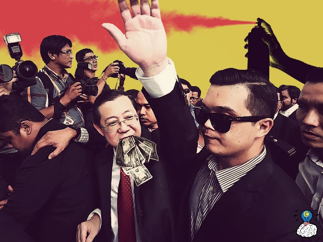 Kilang Haram Sumber Dana Politik DAP?! #DAP #LawanDAP