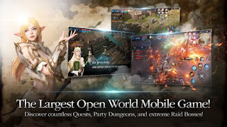 Game Lineage 2 Revolution Apk Mod4