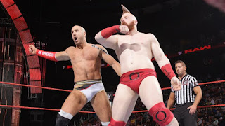 WWE TAG TEAM TITLES Best of Seven Sheamus Cesaro Raw