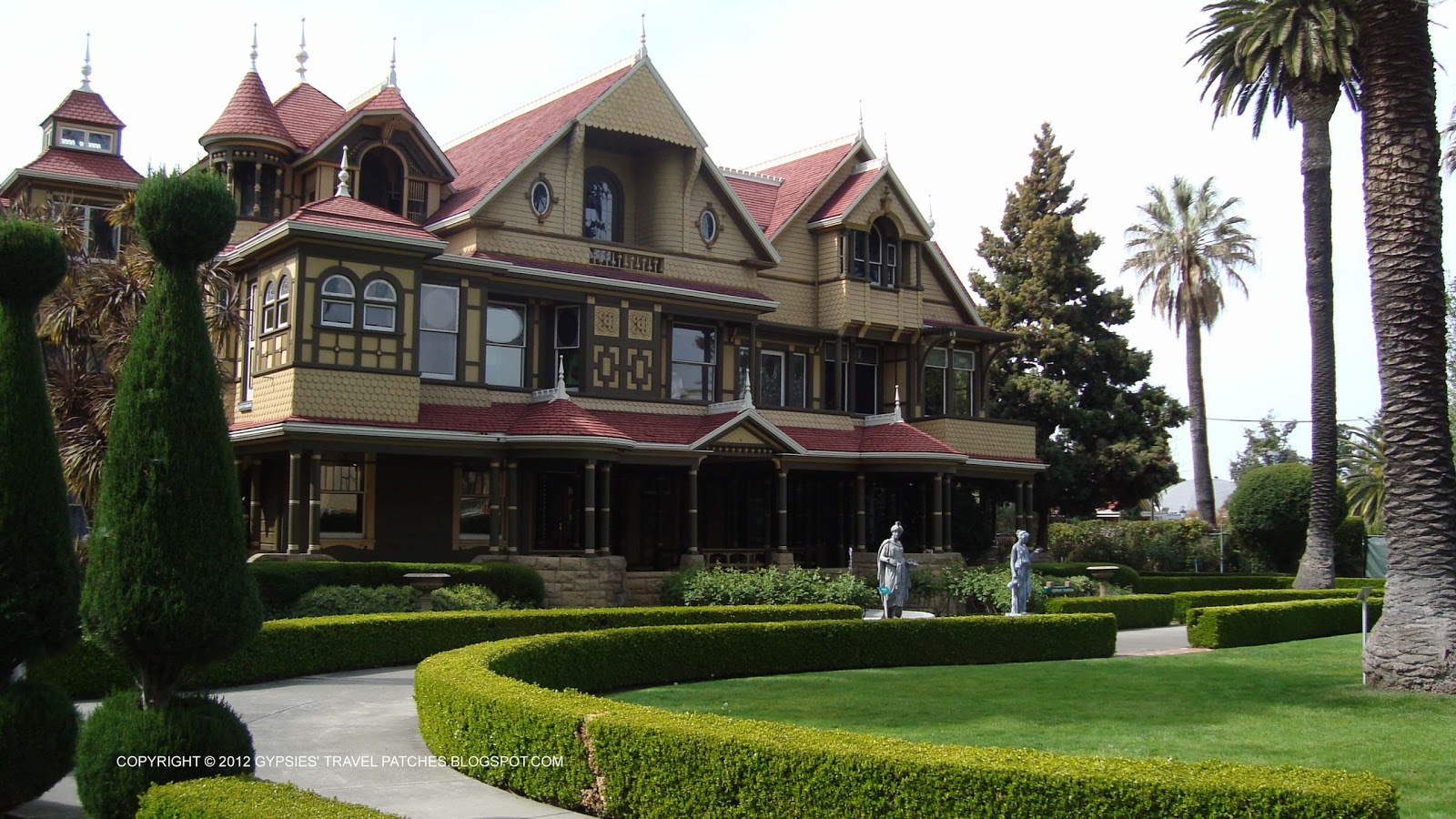 coupon winchester house
