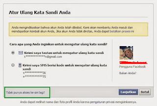 cara bobol password facebook