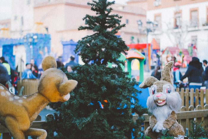 Planes con niños en navidad Torrejón de Ardoz