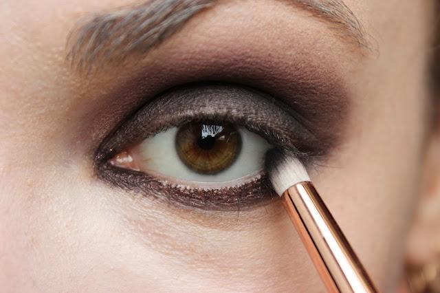 twenties make-up: step 7