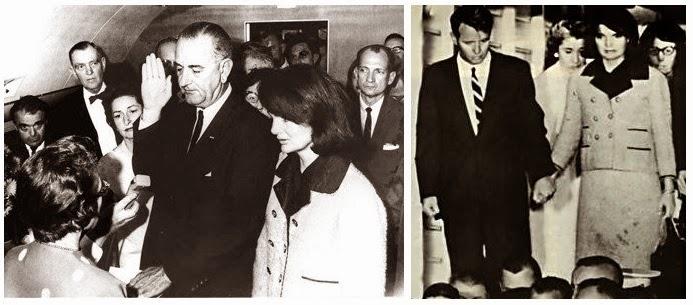 jackie kennedy assassination dress blood - photo #9