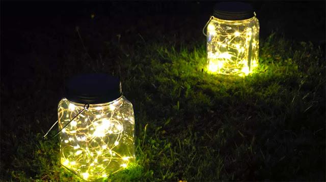lighting jar afghan