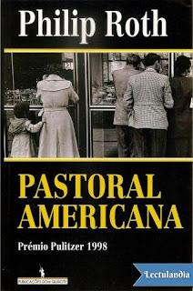 Pastoral americana, Philip Roth, Premio Pulitzer 1998