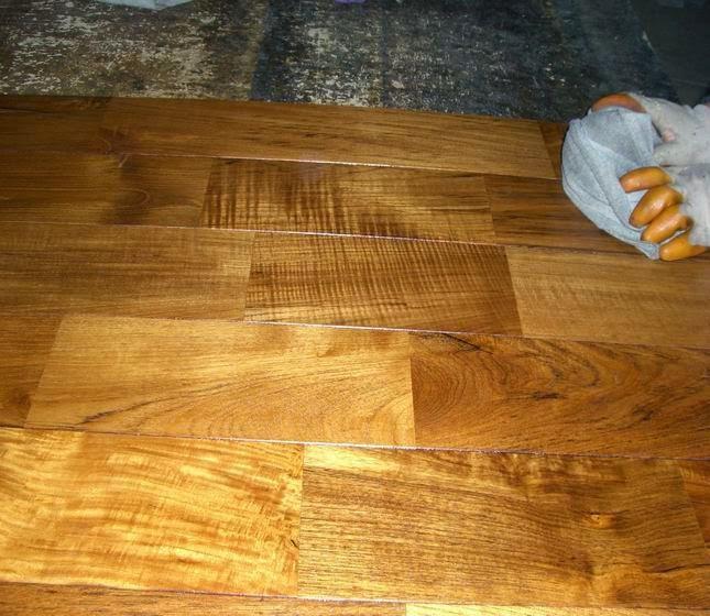 Cara pasang lantai kayu surabaya