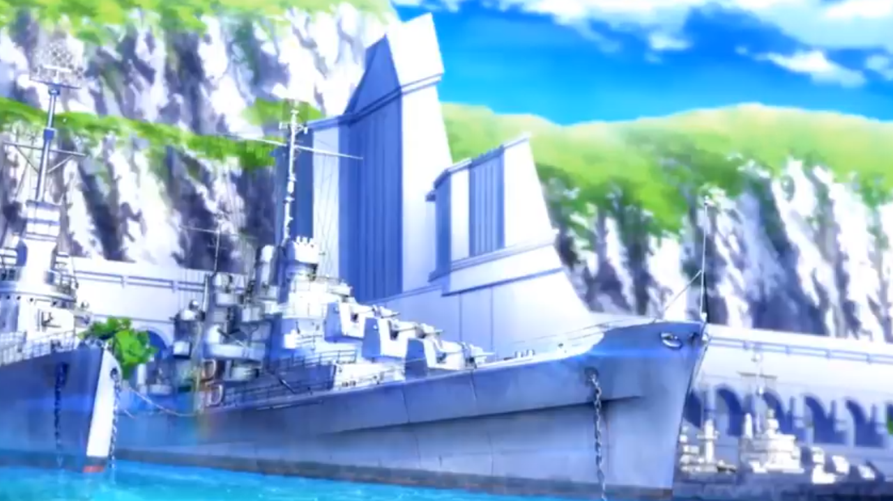 Azur Lane - Anime Confirmed toho animation