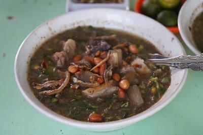 Bubor Paddas, Warung Pak Ngah, Jalan Ali Anyang, Pontianak