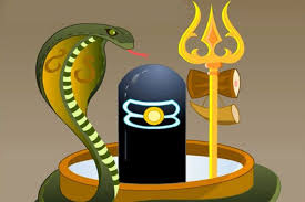 Lord Shiva With Shivling Meaning
