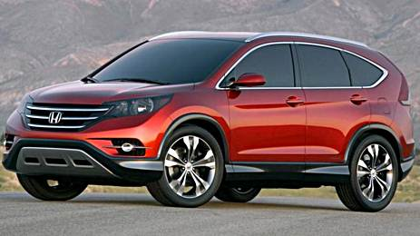 2018 Honda CRV Redesign