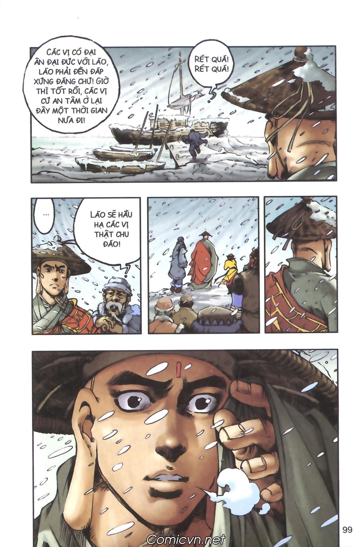 Tây Du Ký màu - Chapter 93 - Pic 35